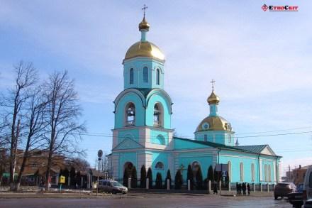 Умань Собор Святителя Миколая