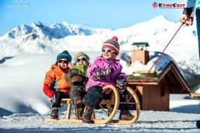 новый горнолыжный курорт