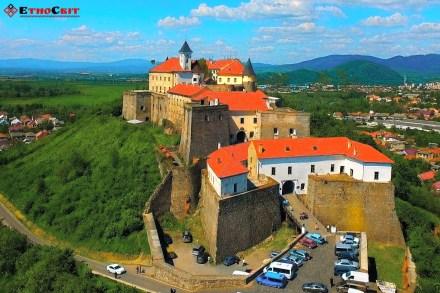 Замок Паланок в Мукачево | Мукачевский замок Паланок / Замок Паланок в Мукачево | Мукачівський замок Паланок