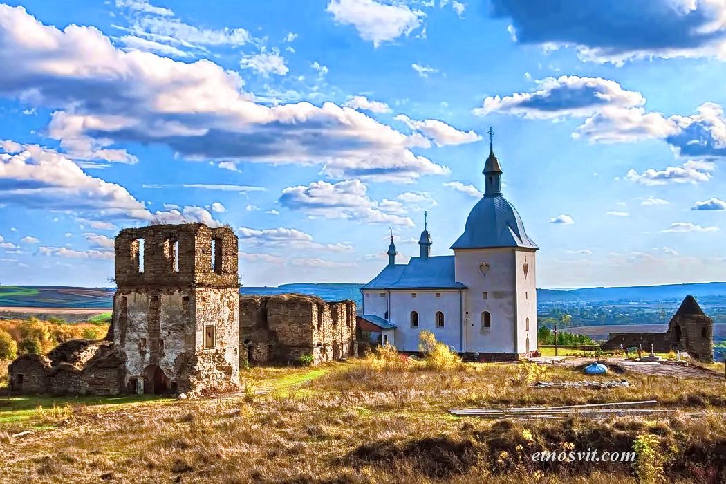 Екскурсія ДОЛИНА КРОКУСІВ / Подгорянский монастырь / Підгорянський монастир