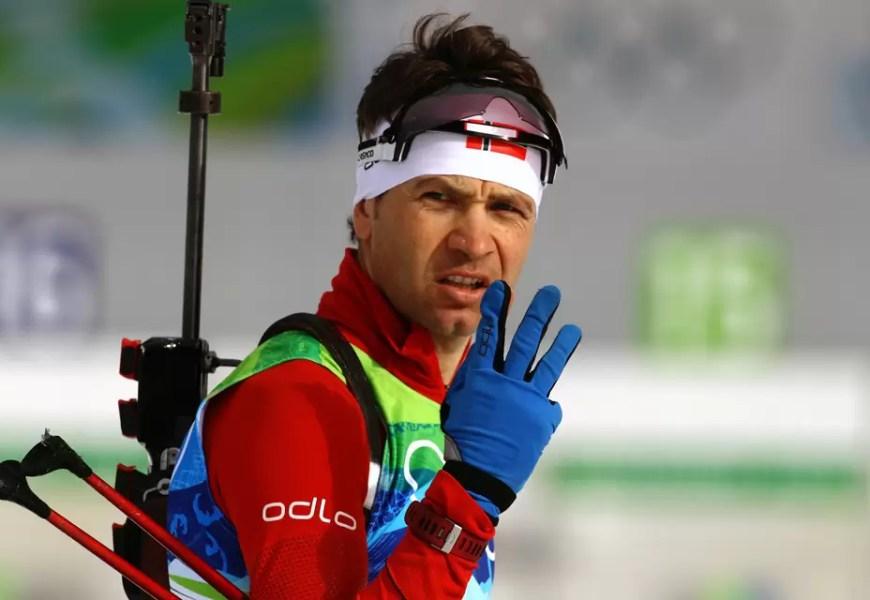 Бьорндален отказался выступать на соревнованиях в Ханты-Мансийске