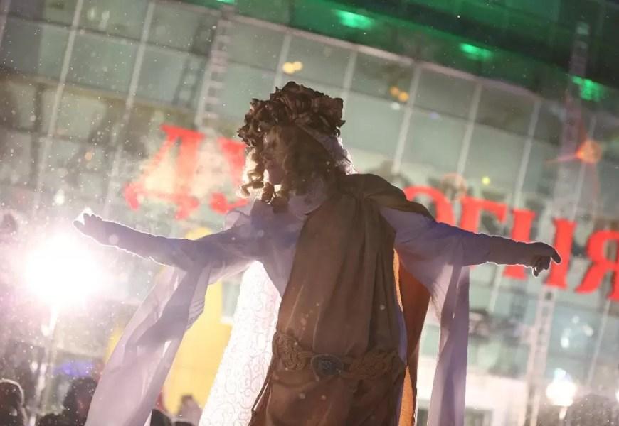 «Дух огня» высоко оценил фильм Александра Ханта