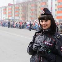 """""""Мисс Полиция"""" Нефтеюганска))"""