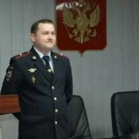 В полиции Нефтеюганска новый начальник