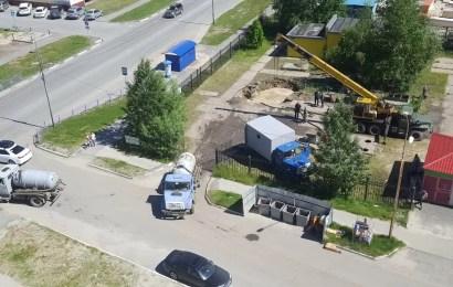В Нефтеюганске из-за аварии на КНС-7 введен режим ЧС