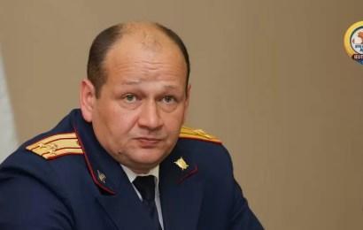 Путин уволил главного следователя Югры