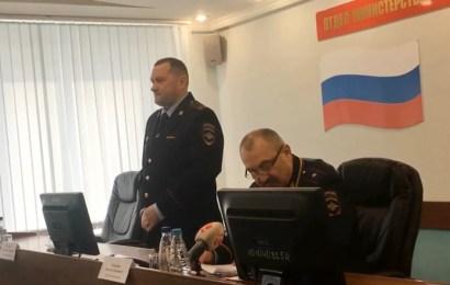 У полиции Нефтеюганска появился начальник на постоянной основе