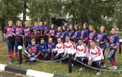 Нефтеюганцы стали чемпионами мира по пожарному спорту