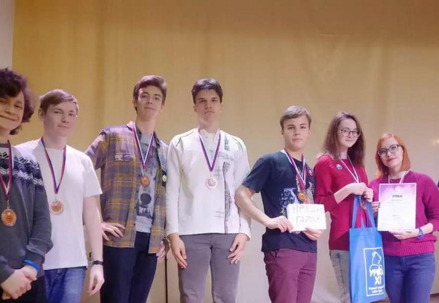 Нефтеюганцы заняли 3 место на фестивале интеллектуальных игр «Умка».