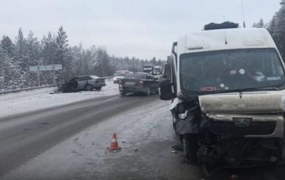 В Сургутском районе в ДТП погиб водитель из Нефтеюганска