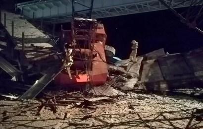Обрушившийся в Нефтеюганском районе мост перед ЧП прошел проверку.
