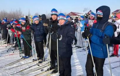 17 февраля в Нефтеюганске состоится «Лыжня России-2019»