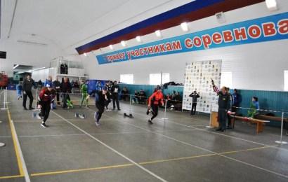 В Нефтеюганске прошли соревнования по пожарно — спасательному спорту, среди юношеских команд  Югры
