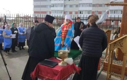 В Нефтеюганске построят еще один храм