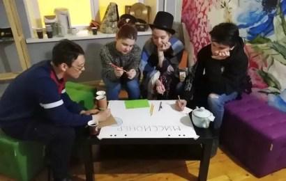 Мероприятия, посвящённые Дню русской литературы, собрали любителей словесности в нефтеюганском ЦМИ«Ц