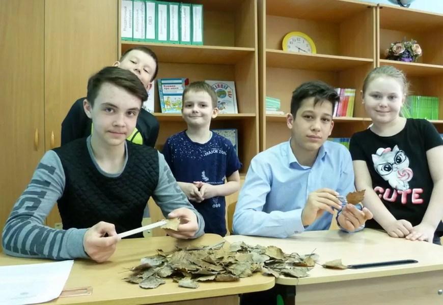 Воспитанники Дома детского творчества воплощают в жизнь экологический проект
