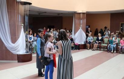В Нефтеюганской библиотеке прошел фестиваль «Читающая Югра. Нефтеюганск- 2019»