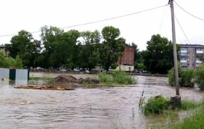 Югра окажет помощь детям из Иркутска, пострадавшим из-за наводнений