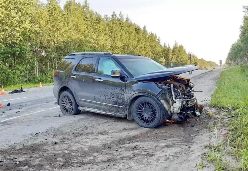 За выходные на дорогах Югры погибли 5 человек