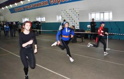 В Нефтеюганске прошли соревнования  по пожарно-спасательному спорту