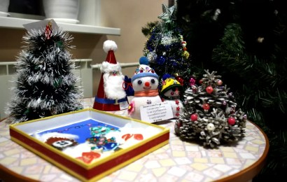 В ЦДО «Поиск» начала работать «Мастерская Деда Мороза»