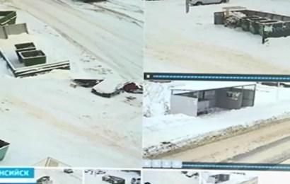 В Ханты-Мансийске поставили камеры над мусорками, на очереди – Нефтеюганск