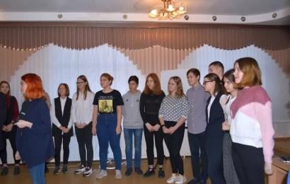 Обучающий семинар–тренинг для волонтерів прошел в ЦМИ Нефтеюганска