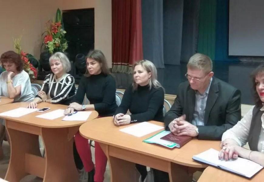 В КЦ «Юность» Нефтеюганска состоялся круглый стол на тему антитеррористической безопасности