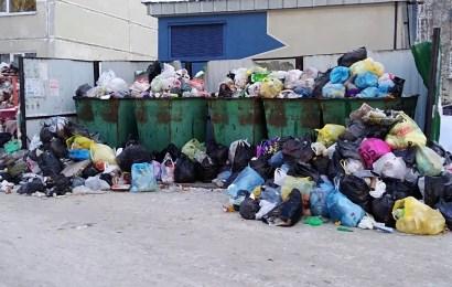 Через шесть лет россиянам некуда будет выбрасывать мусор