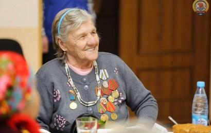 Сегодня в Нефтеюганске в торжественной обстановке вручали юбилейные медали «75 лет Победы в Великой Отечественной войне»