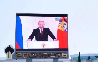 Путин пригрозил пытающимся нажиться на коронавирусе