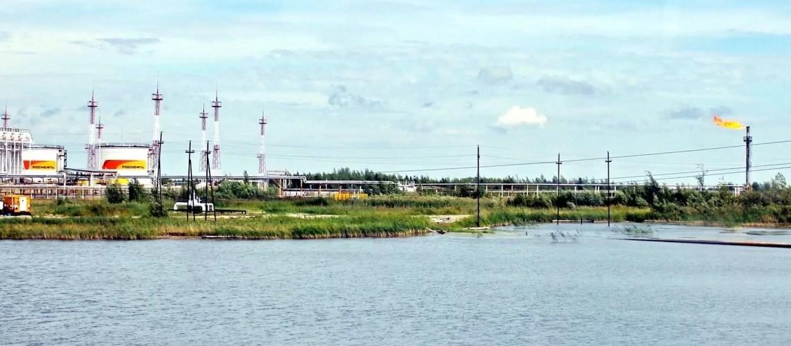 Ситуация на Приразломном месторождении в Югре находится под контролем