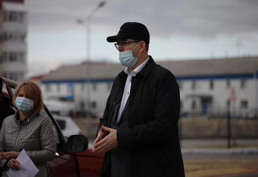 Мэр Нефтеюганска выздоровел от коронавируса