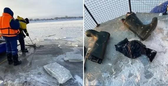 В Югре водолазы ищут тело утонувшего мужчины