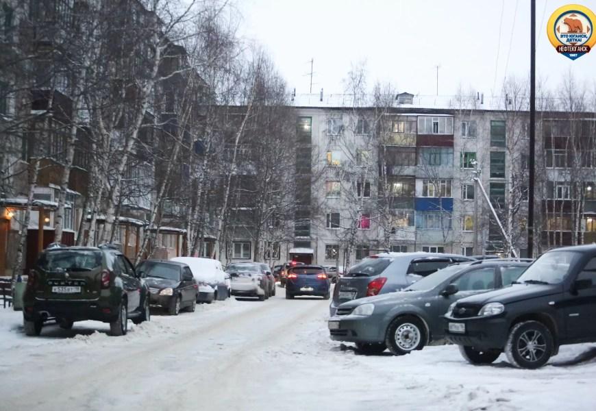 Реестр парковок будет создан в Югре