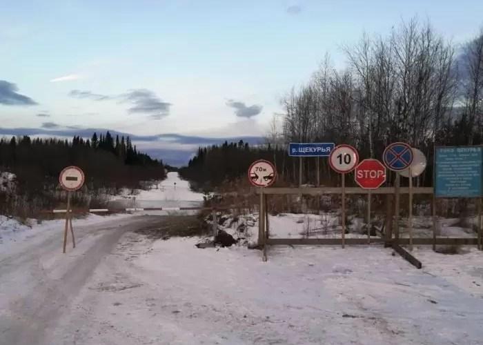 Несколько зимников на территории Югры начали работу раньше срока