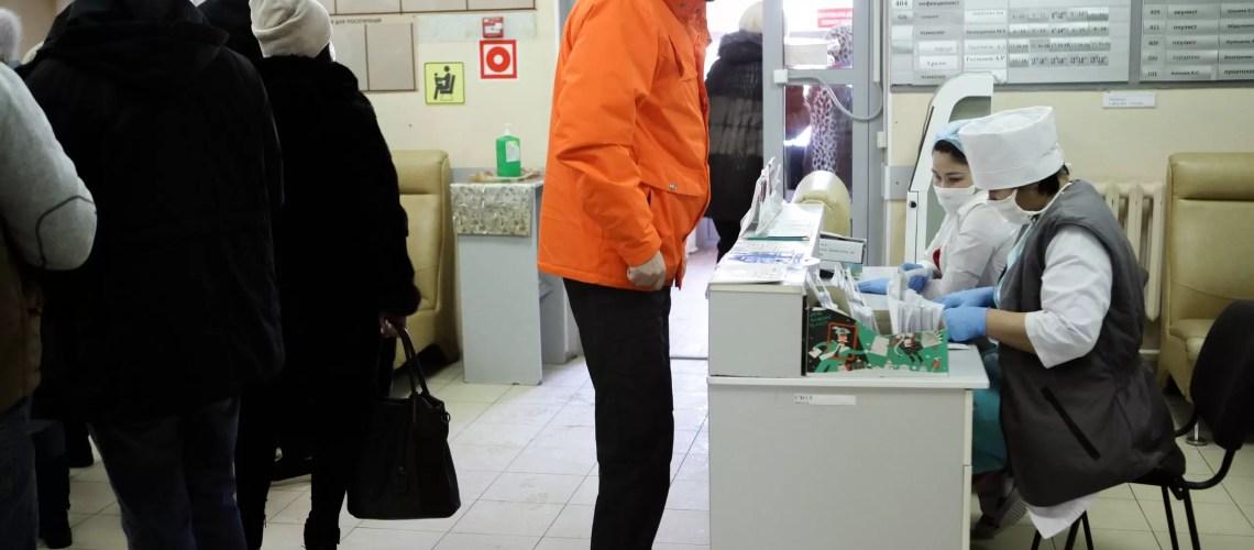 В «Югане» реабилитируют пациентов после коронавируса