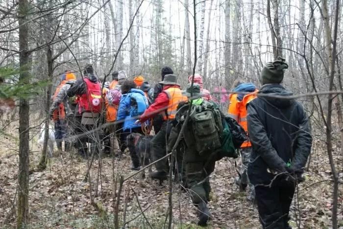 За 2020 год югорские добровольцы нашли и спасли 17 человек