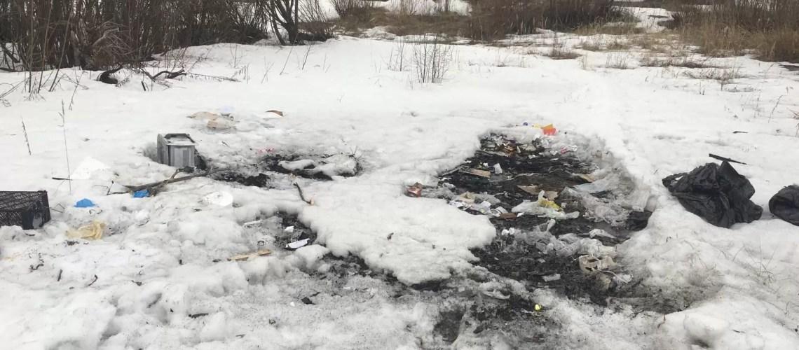Мособлдума предлагает повысить штрафы за незаконный выброс мусора