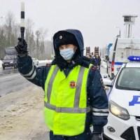В Югре сотрудники ДПС проверят водителей на федеральной трассе