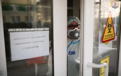 Порядка 55 тысяч югорчан были заражены COVID-19 за всю пандемию