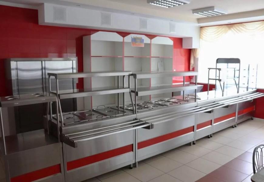 Мэрия Нефтеюганска потратит 9,3 млн рублей на ремонт двух школьных пищеблоков