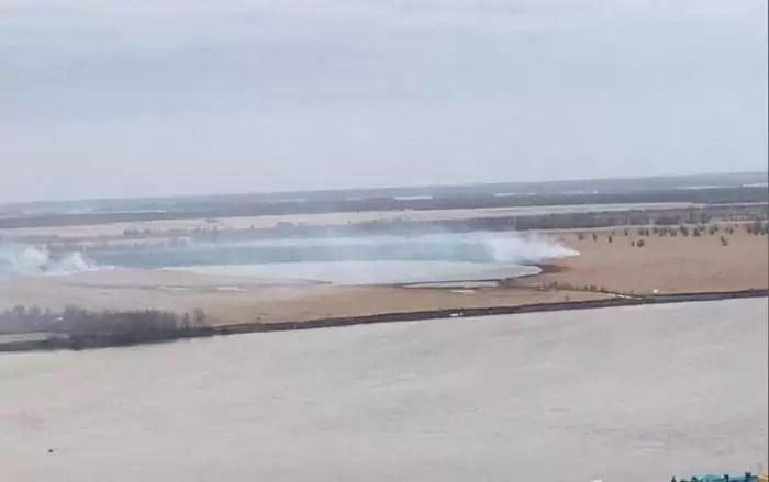 Леса горят: Югра побила прошлогодний рекорд по числу природных возгораний