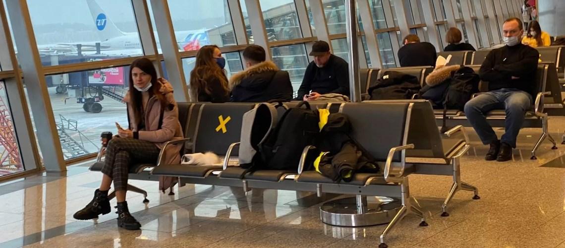 В Югре отпускники, поздно сдавшие ПЦР-тесты, заплатят штраф