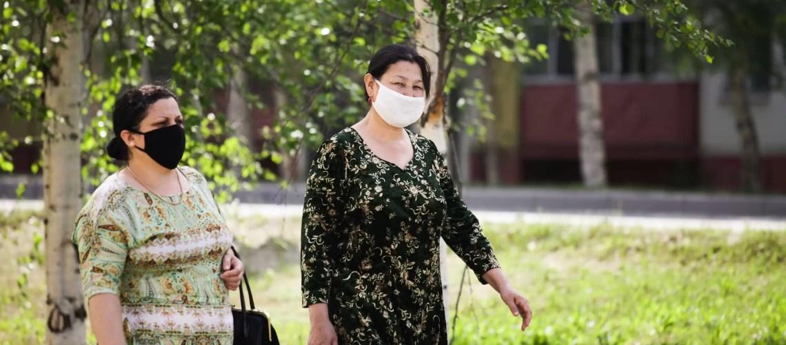 Наталья Комарова предложила с помощью системы «Безопасный город» контролировать ношение масок в Югре