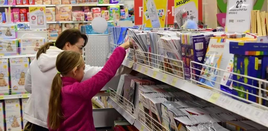 Исследование: стоимость школьного набора в России выросла за год на 13%