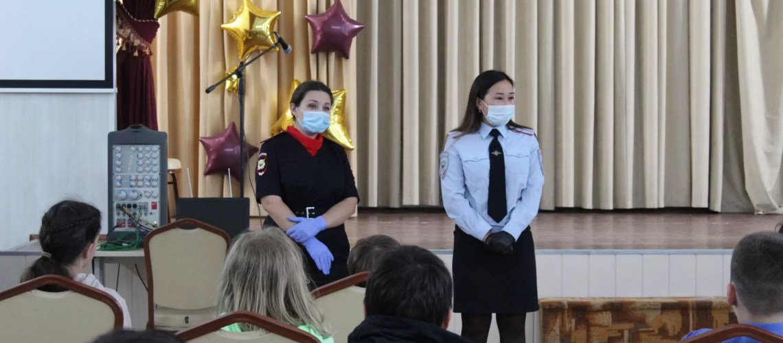 Полицейские Нефтеюганска провели комплексную профилактическую работу среди несовершеннолетних.