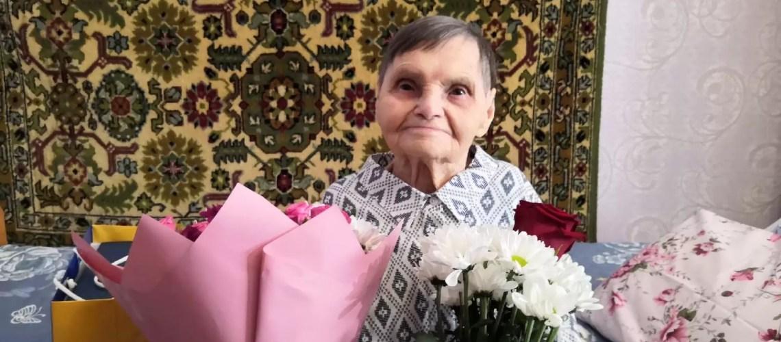 Сегодня 20.07.2021 отмечаем 95-летний юбилей ветерана Великой Отечественной войны