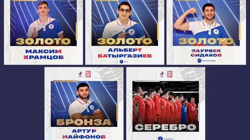 Внесли весомый вклад. Как спортсмены из Югры представили Россию на ОИ-2020