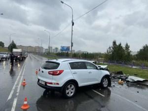 Авария на Набережной